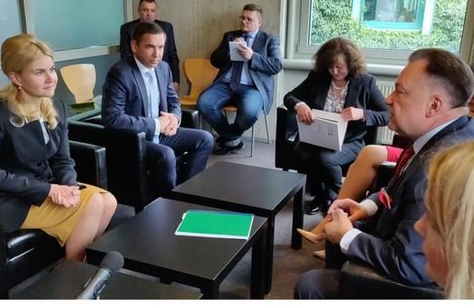 Світлична та очільник Мазовецького воєводства обговорила співпрацю між Харковом та Варшавою