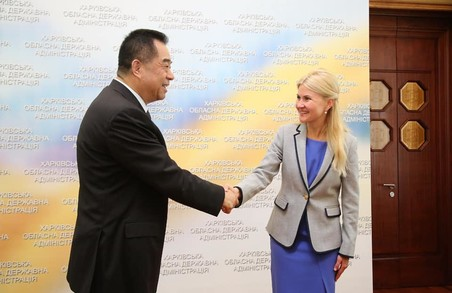 Побратимські стосунки між Харківщиною та провінцією Хейлунцзян мають практичну реалізацію - Світлична