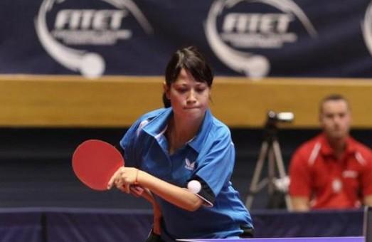 Харків'янка здобула «золото» на міжнародному турнірі