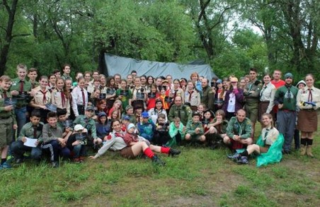 Харківський пласт закликає молодь приєднатися до свята весни