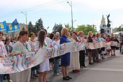 В Харкові відбувся парад вишиванок (фоторепортаж)