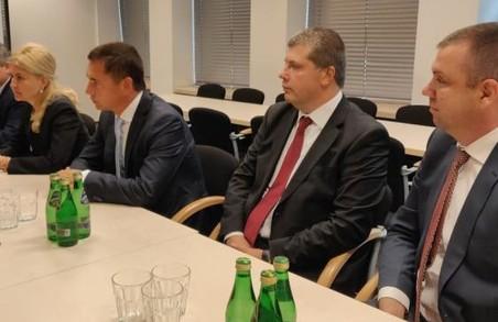 Харківські промисловці після візиту до Польщі чекають на зустрічну делегацію для ділових переговорів