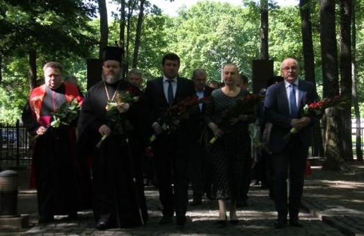 На Харківщині вшанували пам'ять жертв політичних репресій