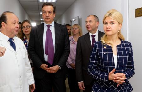 В шести медзакладах Харкова відбулася масштабна реконструкція (ФОТО)