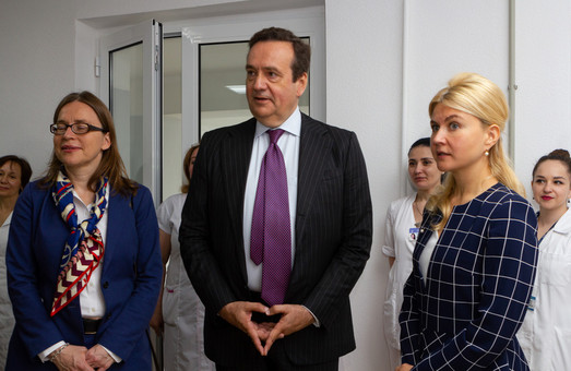 Світлична: Плануємо розширювати співпрацю з ЄІБ по всім напрямкам