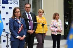 В Харкові презентували відремонтовані лікарні (фоторепортаж)