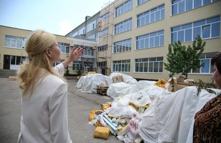 Світлична: Одна зі шкіл Харківщини буде суттєво оновлена