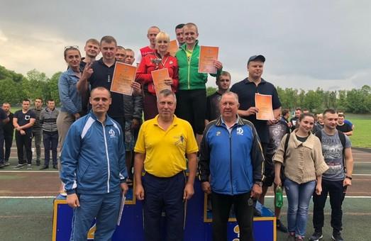 У Харкові проходили змагання з легкої атлетики на першість Головного управління ДСНС