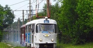 В Харкові дещо зміниться графік трамвайного руху
