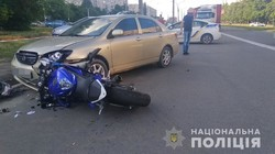 В Харкові сталася смертельна ДТП
