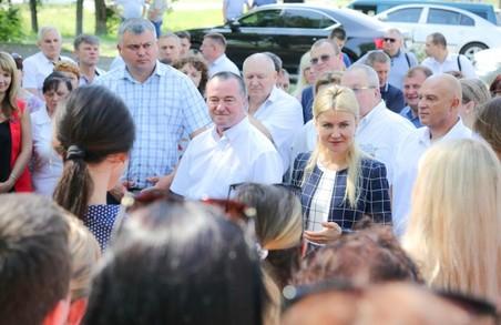Будемо приділяти увагу модернізації вуличного освітлення на Харківщині – Світлична