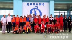 Харківські правоохоронці організували для дітей турнір з міні-футболу та масштабну виставку (ФОТО)