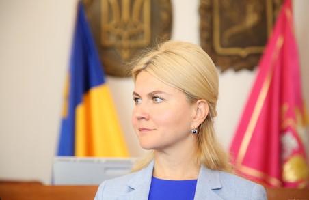 Юлія Світлична очолила рейтинг відповідальності серед голів ОДА