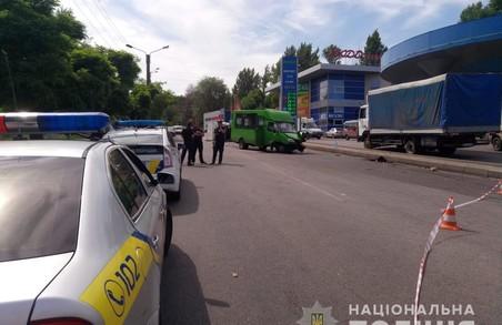 В Харкові внаслідок аварії постраждали близько десяти людей (фото)