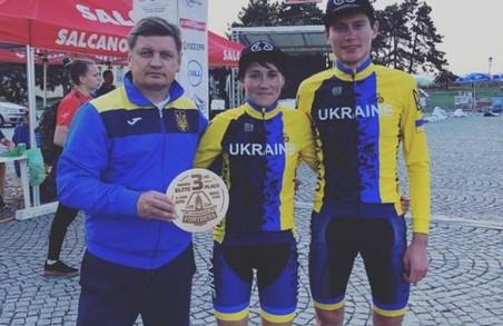 Харків'янка стала бронзовою призеркою на велоперегонах у Сербії