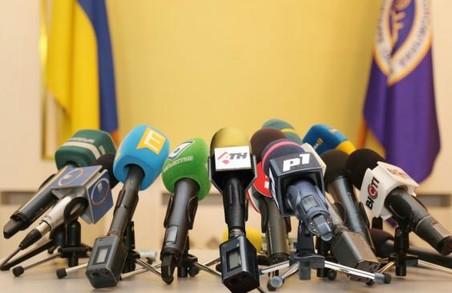 Бути журналістом – це важлива місія, яка несе за собою велику відповідальність – Світлична