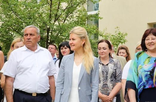 Світлична обговорила з громадою Солоницівки проблеми селища (ФОТО)