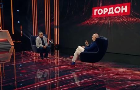 Гордон закликав Зеленського не допустити потрапляння «негідників» в списки партії «Слуга народу»