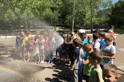 На Харківщині тривають дні відкритих дверей рятувальних підрозділів для малечі (ФОТО)