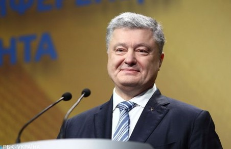 Порошенко: Поки не вступимо в ЄС та НАТО, ризик повернення в сферу Росії залишиться
