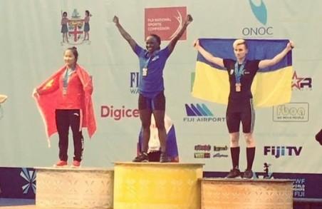 Харків'янка стала бронзовою призеркою на чемпіонаті світу