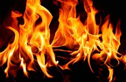 На Харківщині минулого тижня сталося 100 пожеж