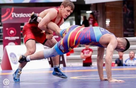 Харківські борці здобули медалі чемпіонату Європи
