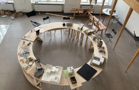 OPEN / WORK: Харківська школа архітектури познайомить з сучасною літературою