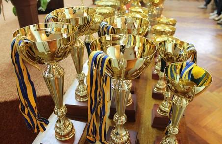 На Харківщині підбили підсумки «спортивного» року (ФОТО)