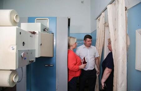 В Люботинській лікарні відремонтують рентген-кабінет та хірургічне відділення - ХОДА