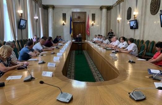 На Харківщині планується низка заходів щодо недопущення утворення несанкціонованих звалищ