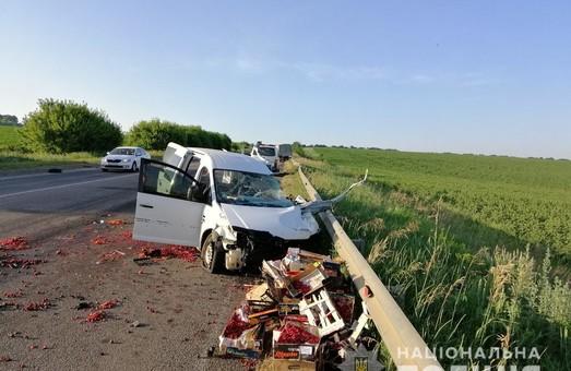 В Харкові сталася аварія, постраждали люди