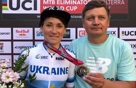 Харків'янка стала срібною призеркою Кубка світу