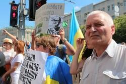 Жукову - ні, намету - так: Харків'яни пікетують міськраду (ФОТО)