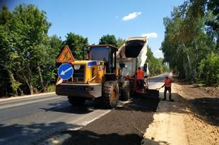 На дорозі Мерефа-Лозова-Павлоград ремонтують 4 шляхопроводи