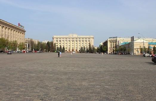 Головна площа Харкова буде закрита для транспорту