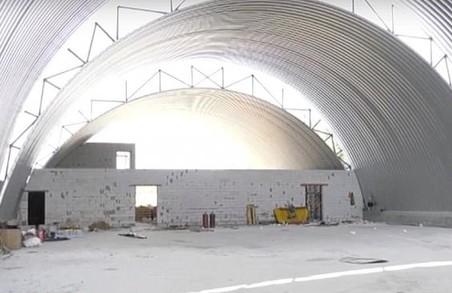 На Харківщині будують новий фізкультурно-оздоровчий комплекс