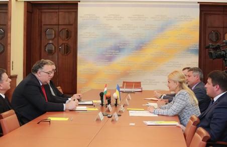 Сьогодні ми домовилися про розширення співпраці у сфері ІТ – Світлична