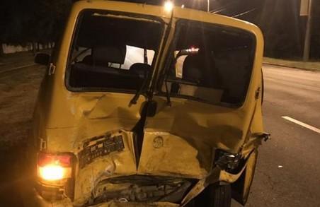 У Харкові в результаті ДТП постраждали четверо осіб