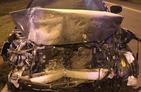 У Харкові внаслідок аварії постраждали четверо осіб