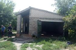 Мешканець Харківщини загинув через необережне поводження з вогнем