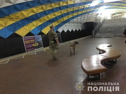 В Харкові «замінували» стадіон та метро