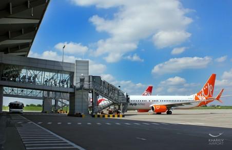 Понад півмільйона мандрівників скористалися аеропортом Ярославського в першому півріччі