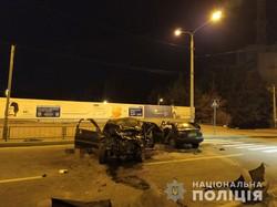 У Харкові внаслідок аварії загинули дві людини