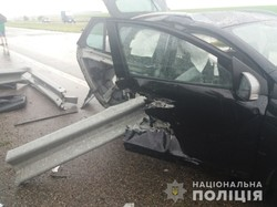 На Харківщині внаслідок аварії загинула дитина