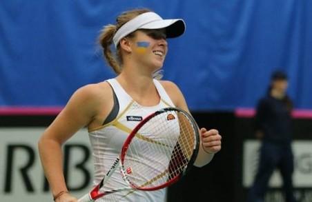 Харківська тенісистка тепер у півфіналі Вімблдону
