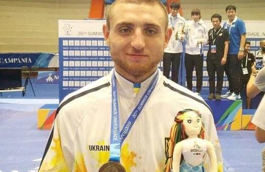 Харківський тхеквондист став бронзовим призером Універсіади