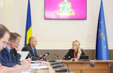 Юлія Світлична провела прийом громадян у регіональній філії «Укрзалізниці»