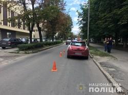 У Харкові водій іномарки збив жінку-пішохода
