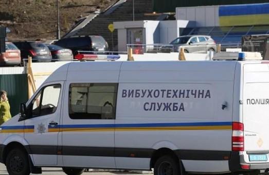 В Харкові знов заявили про замінування п'яти вишів